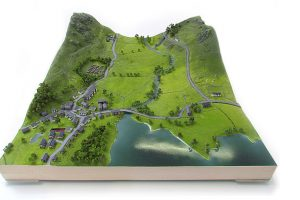 Lake District Landscape Model