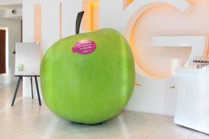 JWT Giant Apple