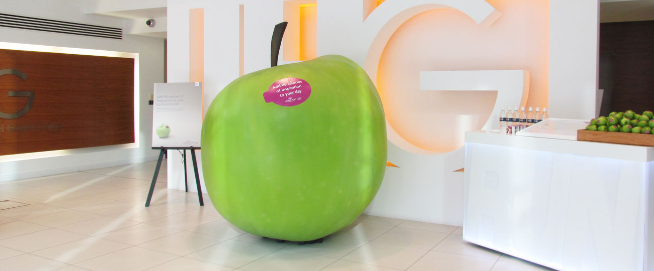 JWT Giant Apple