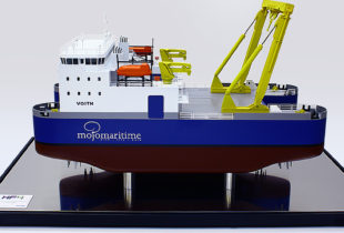 Mojo Maritime HF4 Dynamic Positioning Vessel