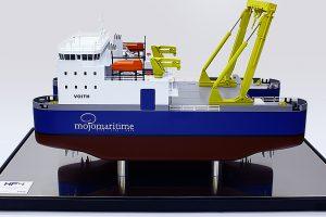 Mojo Maritime HF4 Dynamic Positioning Vessel