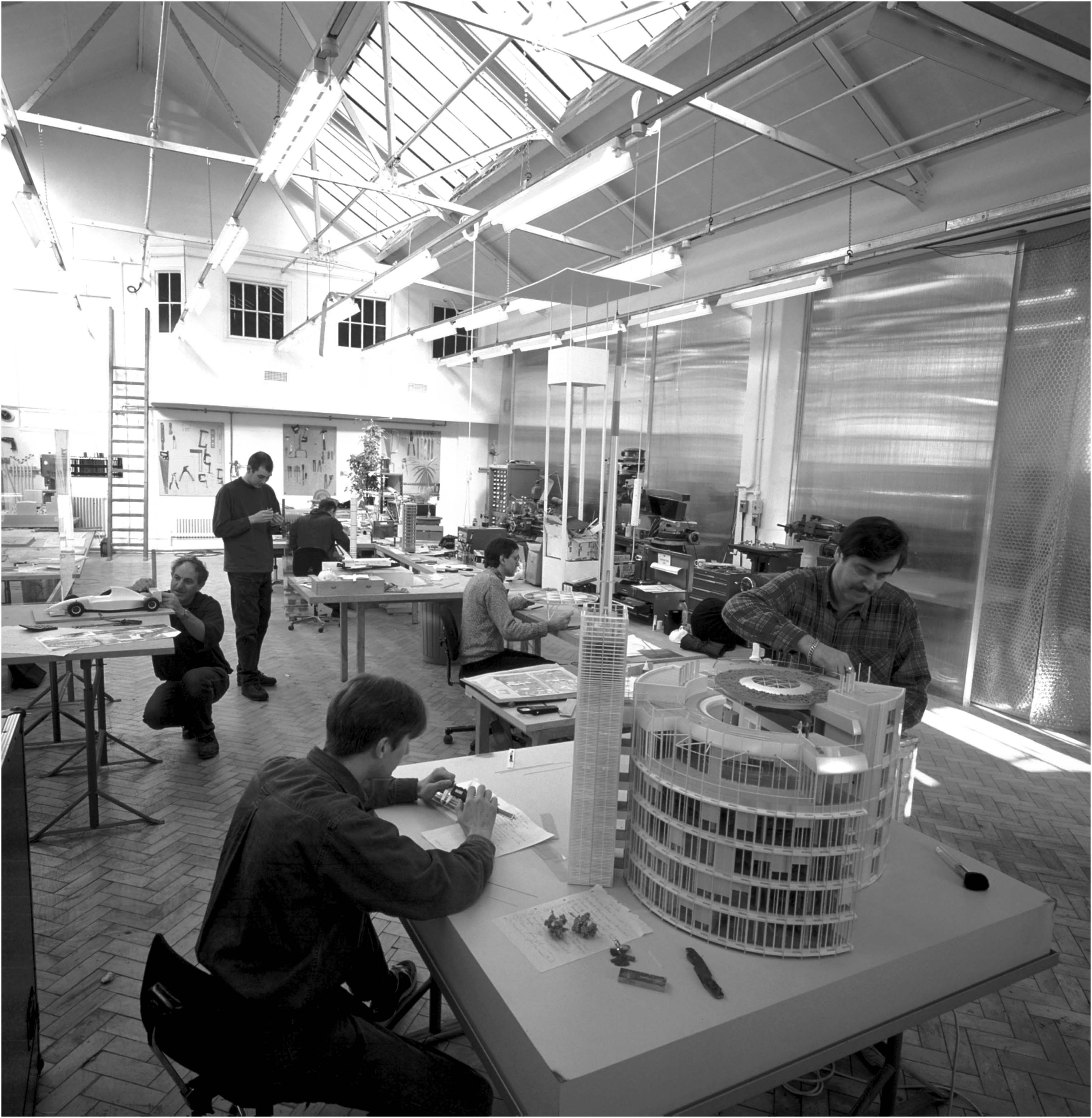 The Architectural Model: Exploring Scale And Vision At The Architecture Centre January 2015