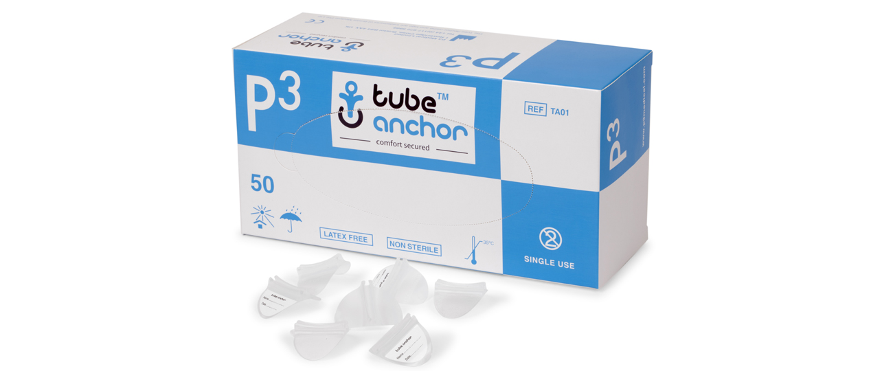 Medical Product – Tube Anchor Pack