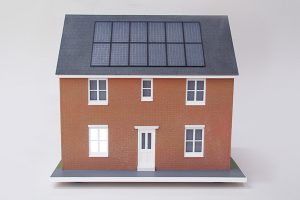 Solar Power Interactive Sales Models