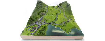 Lake-District-Green-Technology-Model