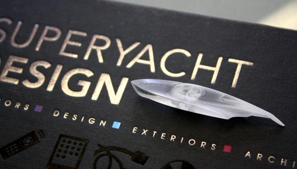 Superyacht DESIGN Week – To 3D-print Or Not To Print Superyacht Models?