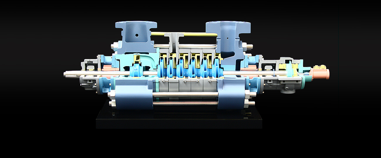 SPX Flow Technology FT Section Model