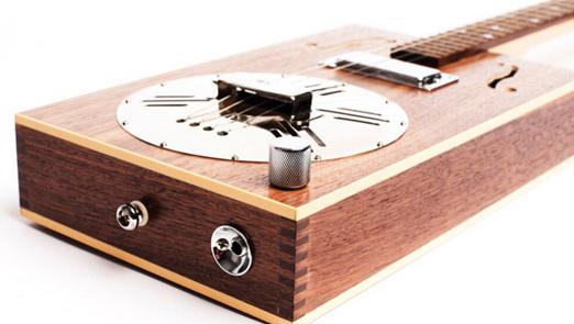Laser Engraving Service: Drummond + Hammett Cigar Box Guitar Components