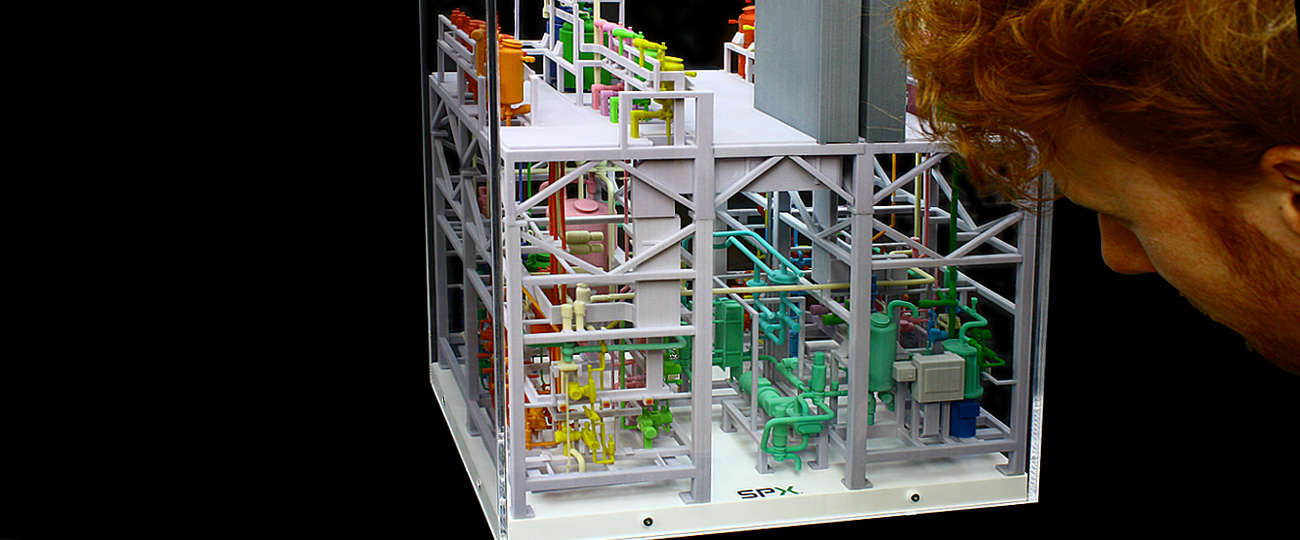 Industrial Display Model