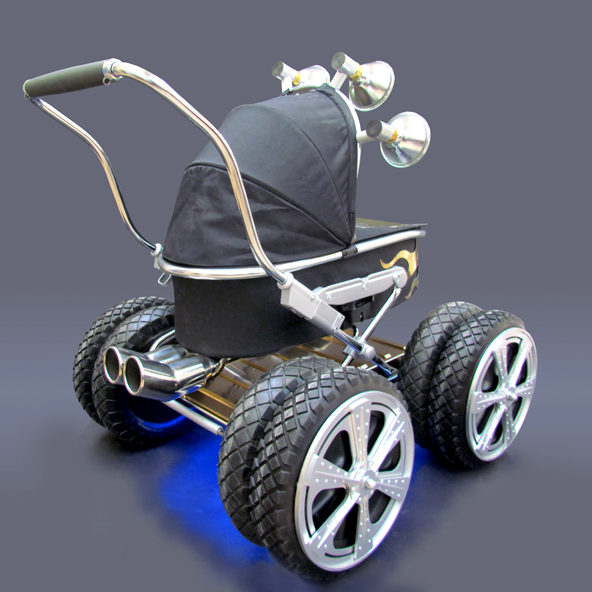 Website hiphop pram rear