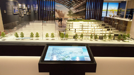 Interactive Architectural Models In A Digital Age