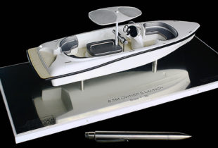 Pascoe Tender Model For Ken Freivokh Design