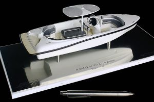 Pascoe Tender Model For Ken Freivokh Design