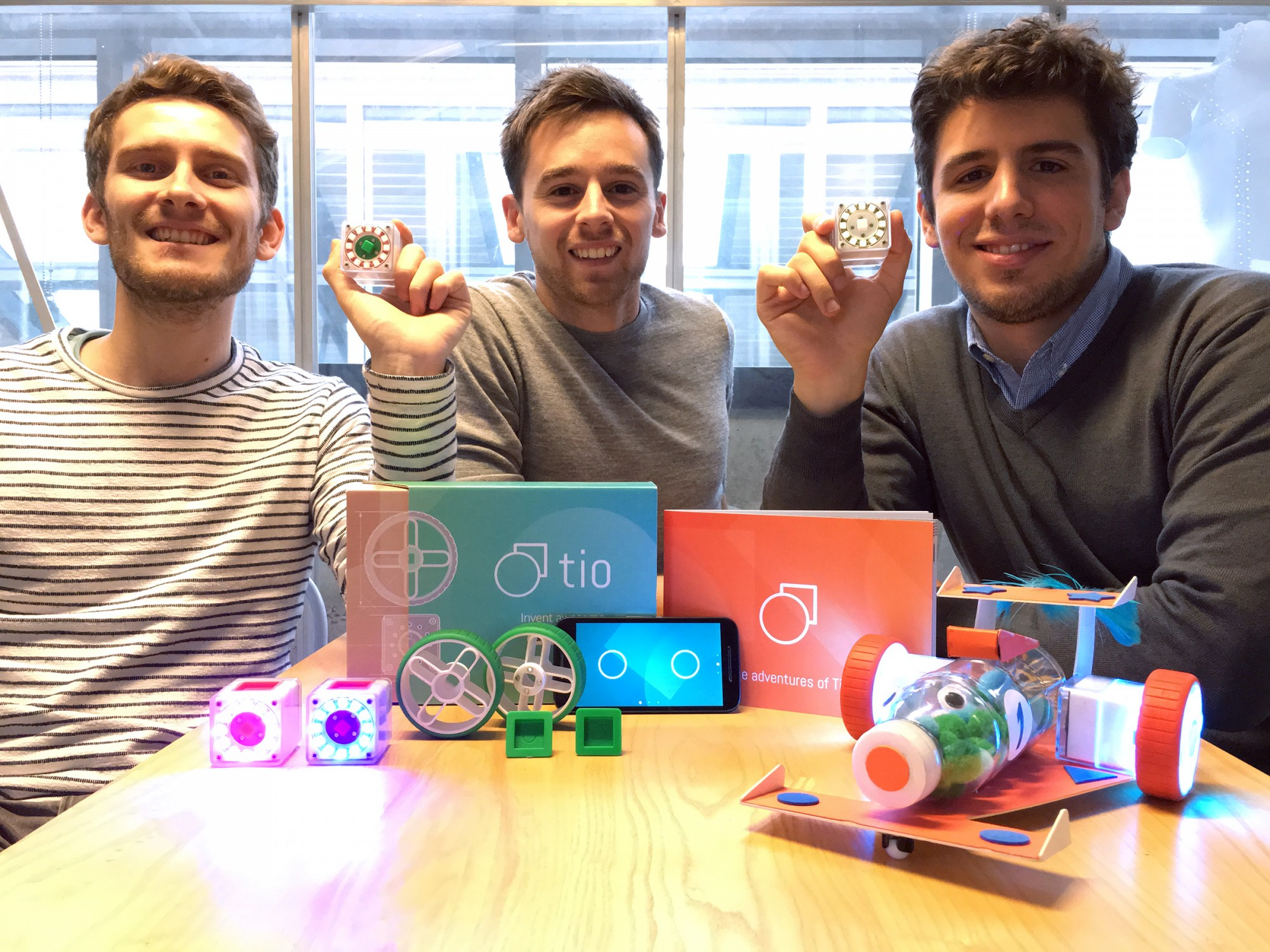 Tio, The Toy Kit Designed To Inspire Tomorrow's Inventors