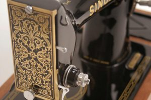 New Blades sewing machine model detail