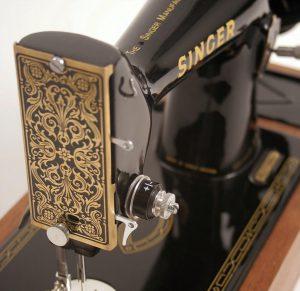 New Blades sewing machine model detail