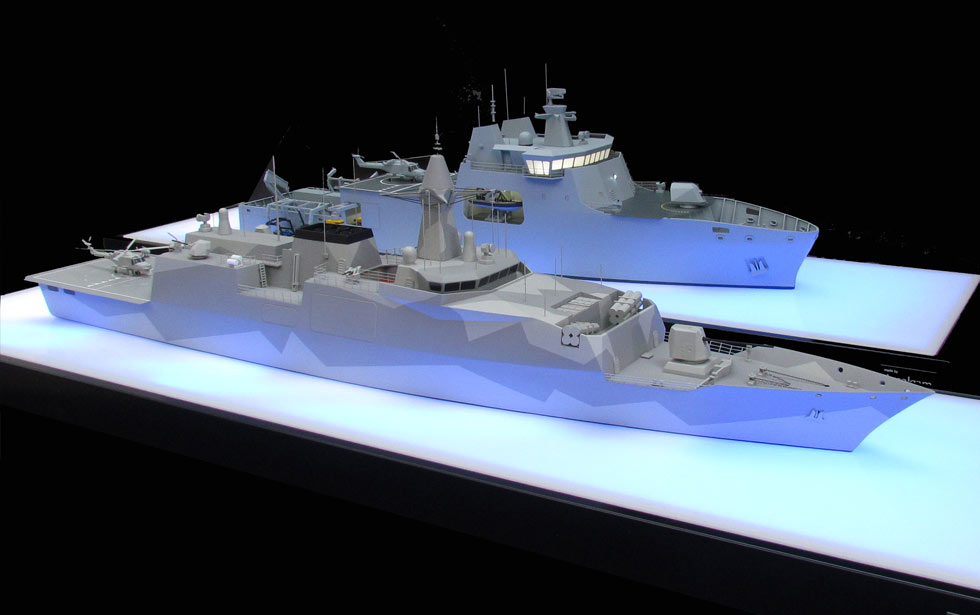 Stand-out Marine Models Help BMT Launch Latest Concept Designs