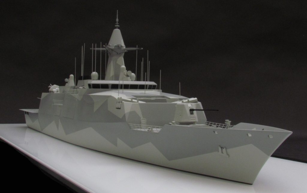 BMT marine models venator110
