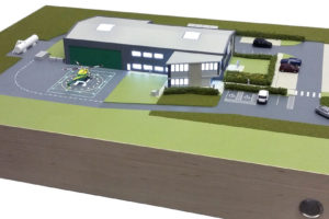 Wiltshire Air Ambulance HQ Fundraising Model