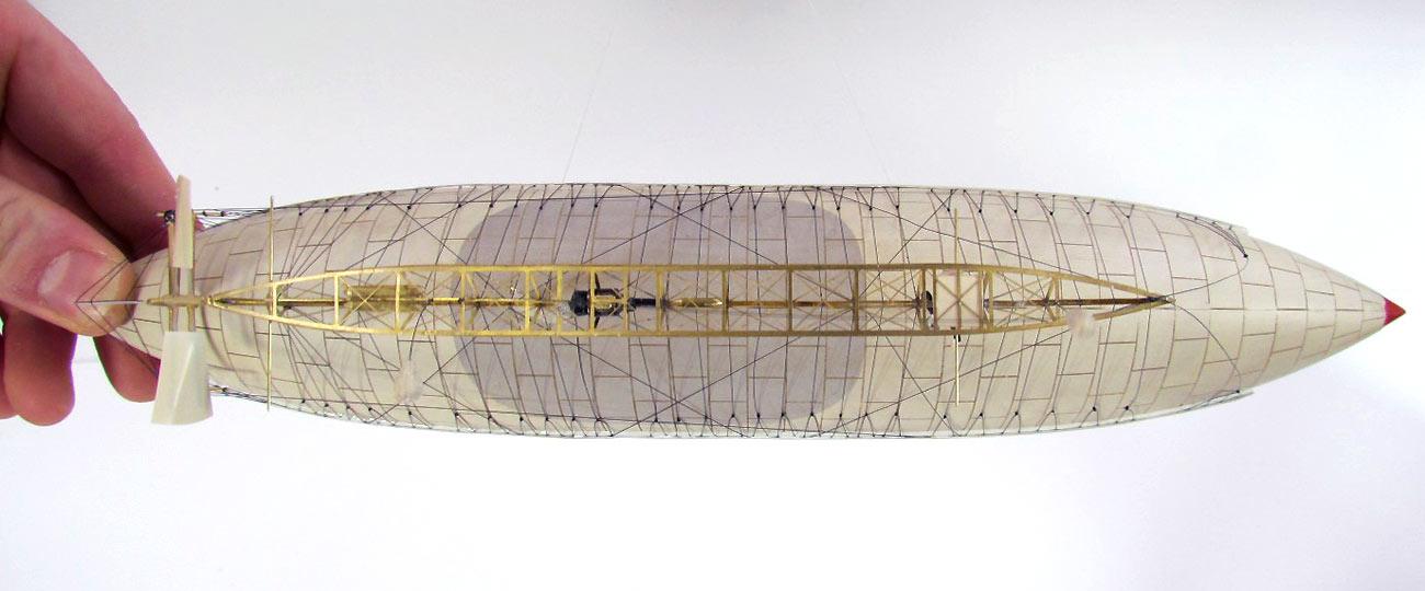 Airship Model Rigging