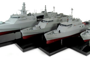 Babcock DSEI 2017 Fleet