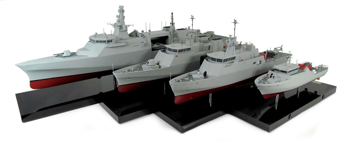 Babckock DSEI 2017 Fleet 1