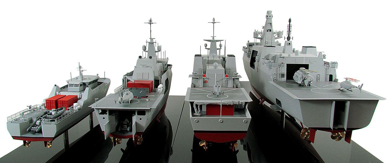 Babckock-DSEI-2017-fleet-3