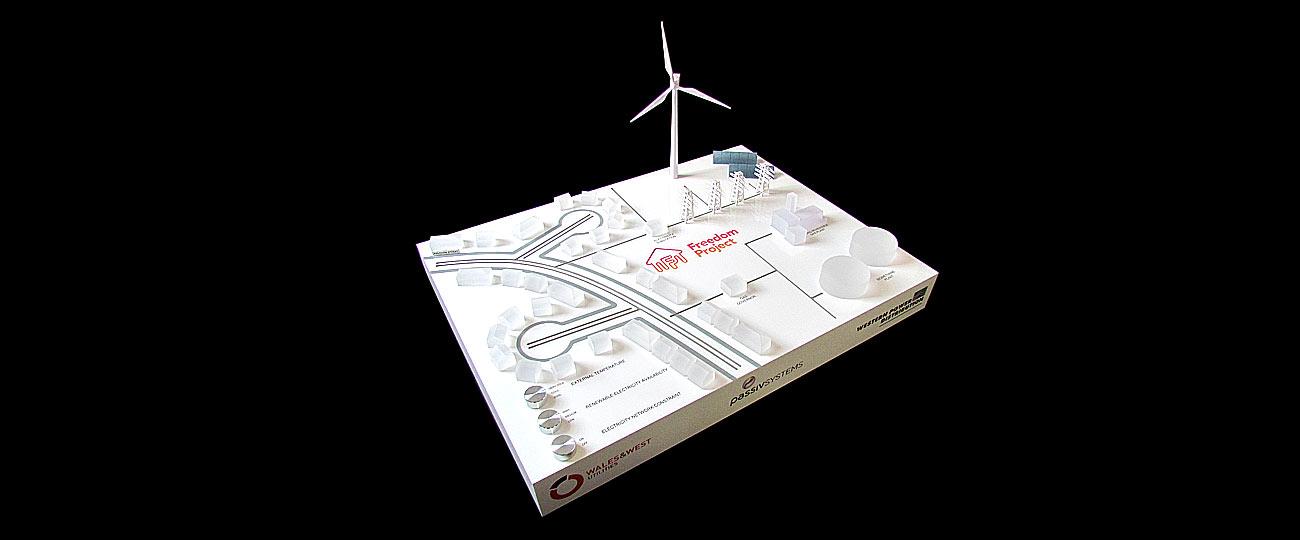 Energy Demonstration Model