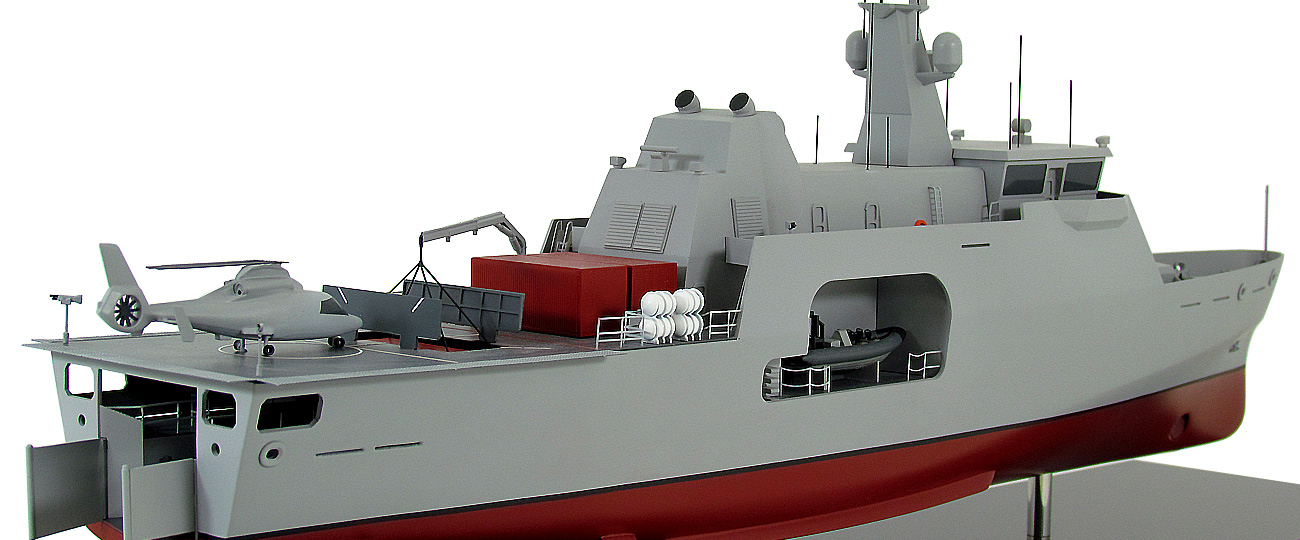 Marine-Display-Model-1