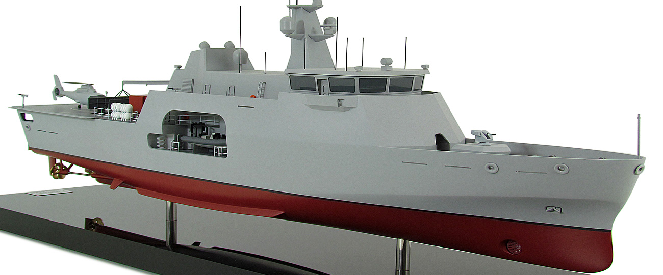 Marine-Display-Model-2