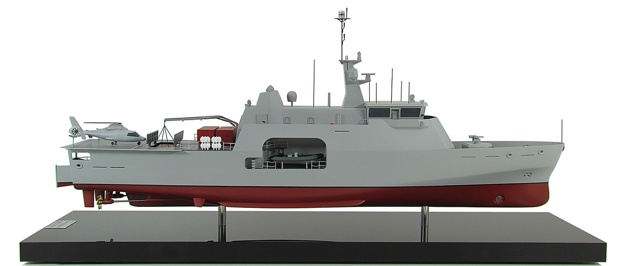 Marine-Display-Model