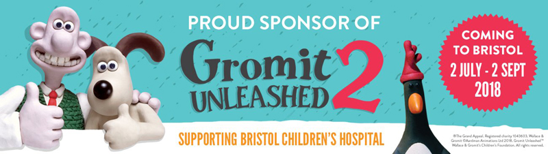 Gromit Unleashed 2 Header Image