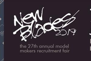 New Blades 2019 logo