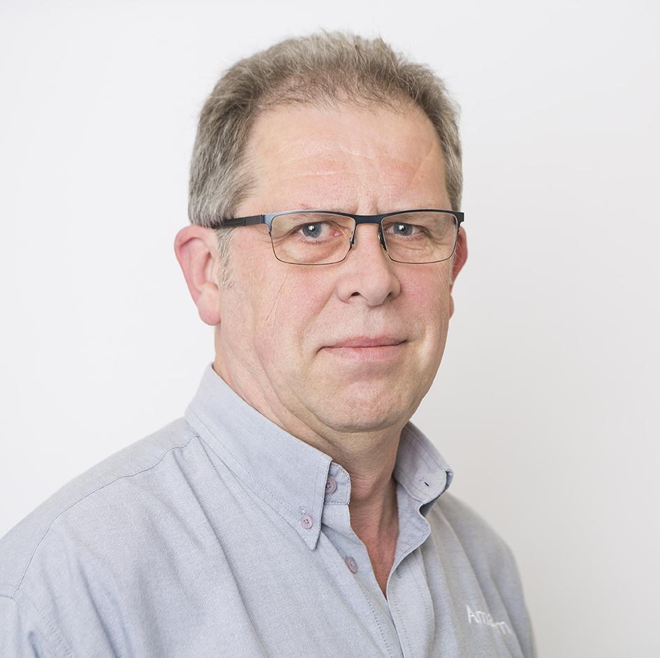 Mike Harvey. Amalgam Modelmaking Ltd