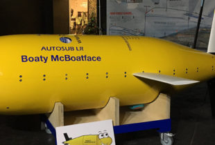 Boaty McBoatface Replica Models – Made In Bristol.