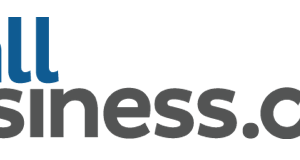 Small Business UK Logo white