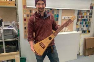 Matt Quick Amalgam model maker