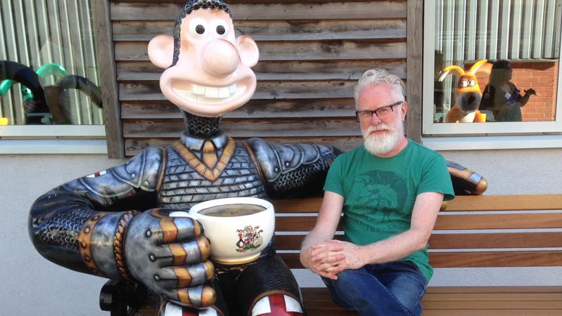 Paul Galloway Amalgam Models Gromit-Unleashed-2-Wallace